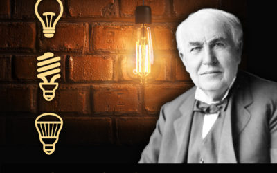 Great Influencers in Energy: Thomas Edison may not have invented the light bulb; but where would it (or we) be without him.